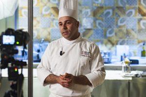 Chef Christian De Simone