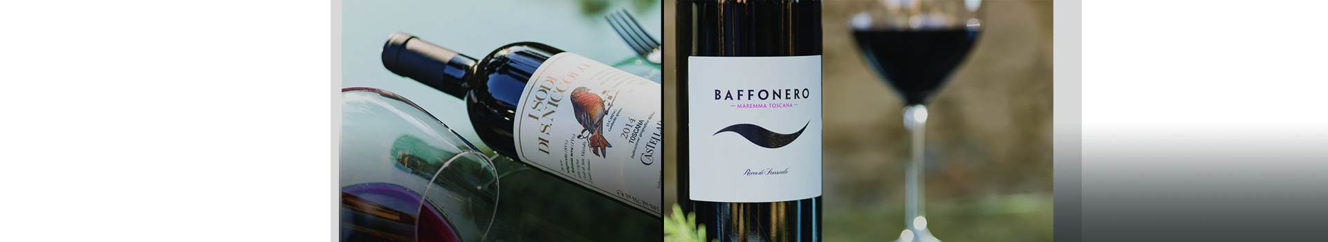 I SODI DI S. NICCOLO' 2014 AND BAFFONERO 2016AMONG THE 10 BEST ITALIAN RED WINES