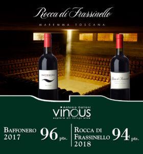 Baffonero 2017 e Rocca di Frassinello 2018_2